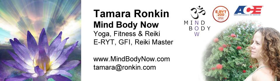 Tamara Ronkin, Coral Springs Yoga, Fitness & Reiki