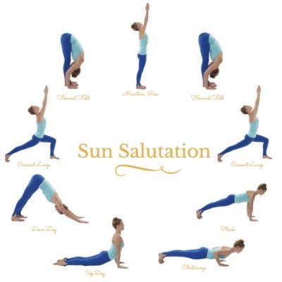 Sun Salutation A
